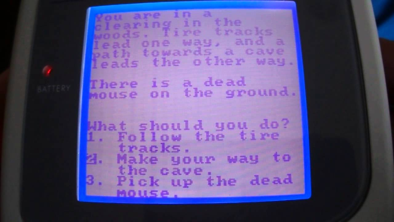 Text-Based Multi-Choice Adventure Game: 4 Steps (with Pictures)