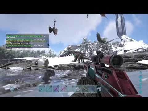 Ark Official PVP On PS4 - Epic Server Defense Against Dupers!! Part 2