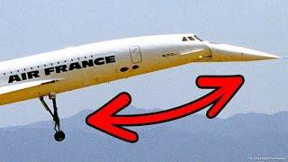 ¿Por qué algunos aviones tienen narices redondeadas y no p...