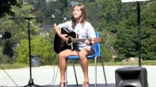 Summertime Guy - Kaitlyn Purvis