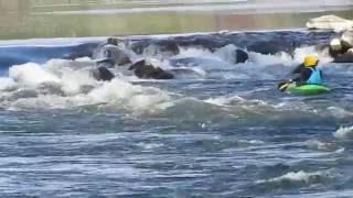 Сплав на байдарках(Сплав на байдарках на Ириклинском водохранилище., 2016-06-11T16:48:44.000Z)