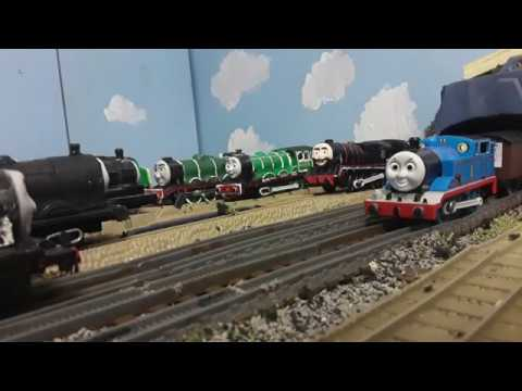Journey Beyond Sodor Remake: The Junction scene