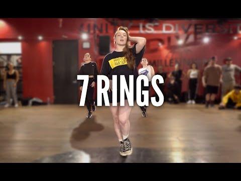 ARIANA GRANDE - 7 Rings  Kyle Hanagami Choreography
