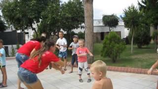 Детский танец Вака-Вака