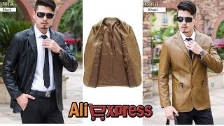 Buy Now Men 100% Genuine Leather Blazer
