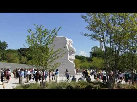 Martin Luther King Jr. Memorial and Biography