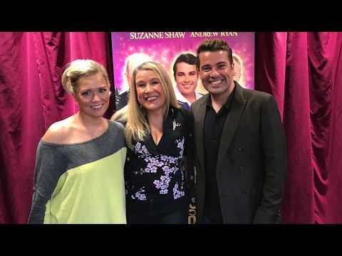 Mayflower Panto Interviews Suzanne Shaw and Joe McElderry