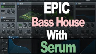 EPIC Bass House Beat | Free Presets for Serum