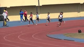 103年縣長盃田徑賽小男200公尺預賽(第9組)