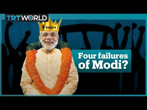 Four years of Narendra Modi's government