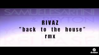 "Samuele Sartini & Peyton - You Got To Release (Teaser Rivaz ""Back To House"" Remx)"