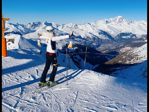 GoPro One Of My Ski Days New Year 2020