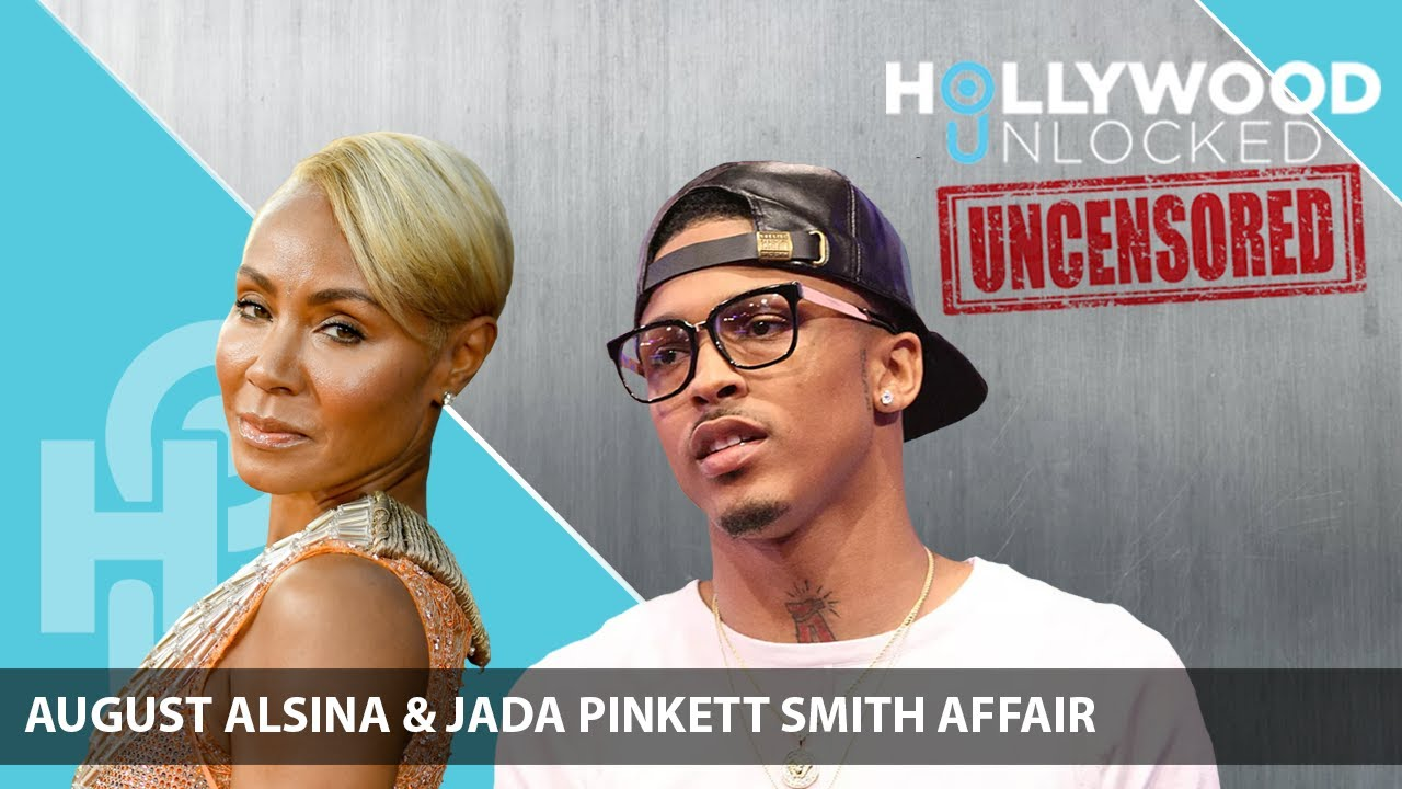 Jason Lee on Affair Between August Alsina & Jada Pinkett Smith on Hollywood Unlocked [UNCENSORED]