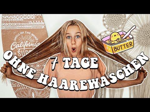 7 TAGE OHNE HAARE WASCHEN CHALLENGE * HAARROUTINE | MaVie Noelle