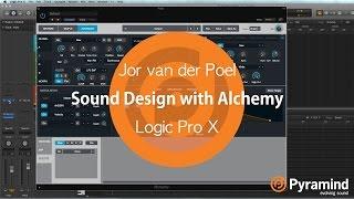 Sound Design with Alchemy | Jor van der Poel