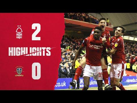 Nottingham Forest v Leeds United highlights