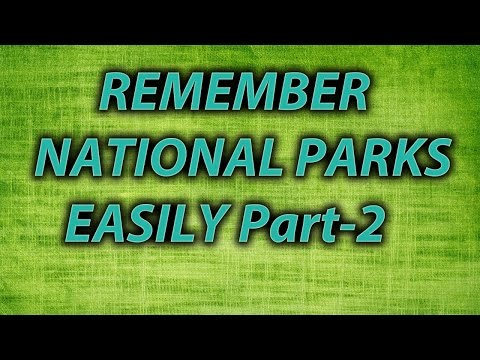 National Parks part-2(Amol Shinde)