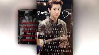 Chanyeol Quote MV