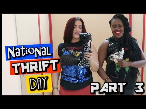 National Thrift Day at SAVERS Part 3|Come Thrifting With Us|#ThriftersAnonymous