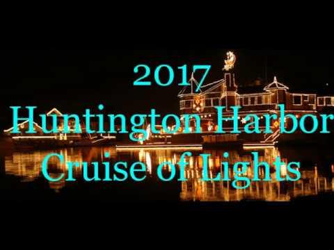 Huntington Harbor Cruise Of Lights 2017
