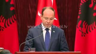 Erdogan në Tiranë: Do të dyfishojmë investimet turke - Top Channel Albania - News - Lajme