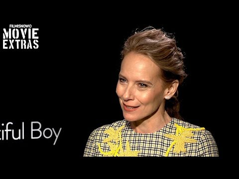 BEAUTIFUL BOY  Amy Ryan talks about her experience making the movie