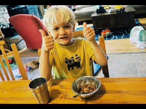 Tex Mex Spaghetti Squash {Plus Hibiscus Tea}!