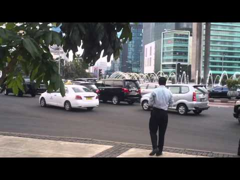 Jakarta down town