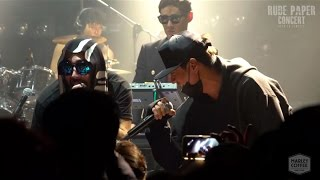 Rude Paper 루드페이퍼 Concert Video Clip 3 New Rasta Virus On Fire with Double K
