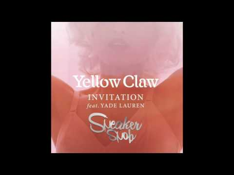 Search yellow claw invitation and download youtube to mp3 music free yellow claw invitation sneaker snob remix stopboris Choice Image