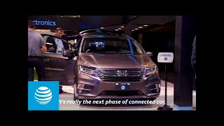 Connected Cars Versus Self Driving Cars | AT&T Mobile World Congress | AT&T
