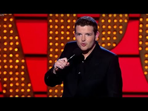 Kevin Bridges on Learning Spanish - Live At The Apollo - BBC