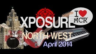 XPOSURE NORTH WEST - INDIE/ALTERNATIVE MUSIC SHOW VOL 8