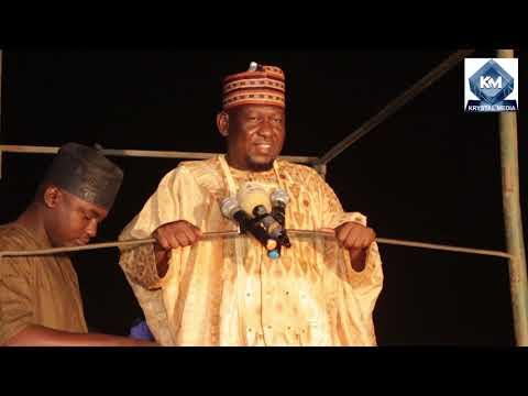2019 SABON WA'AZIN: Sheikh Muhammad Kabiru Haruna Gombe @ Lugbe Abuja Nigeria.