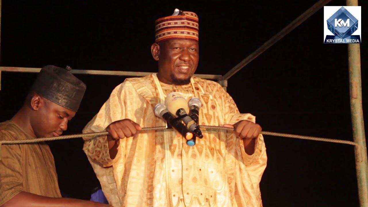 Download 2019 SABON WA'AZIN: Sheikh Muhammad Kabiru Haruna Gombe @ Lugbe Abuja Nigeria.