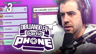 DIBUJANDO EN GARTIC PHONE #3