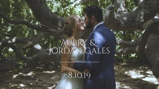 Aubry & Jordan Gales Wedding (8.10.19)