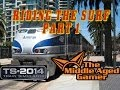 Train Simulator 2014 - Pacific Surfliner - Riding the Surf, Part 1