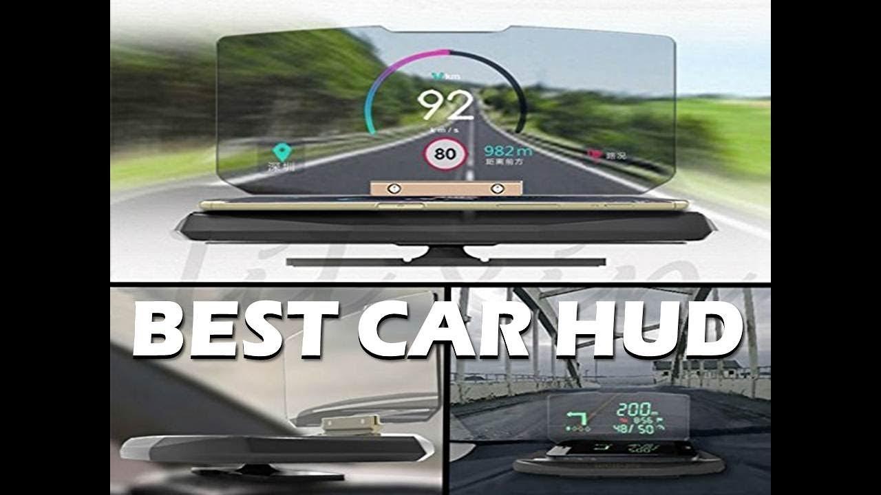 Best Hud For Car >> Best Hud 2019 Head Up Display For Car