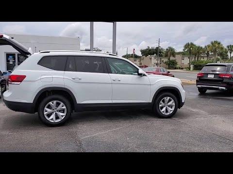 2018 Volkswagen Atlas Orlando, Sanford, Kissimme, Clermont, Winter Park, FL 5521P