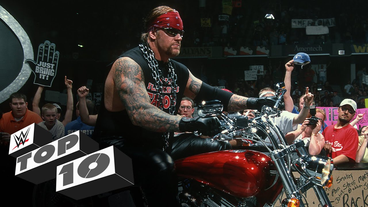 Download The Undertaker's best American Badass moments: WWE Top 10, April 8, 2020