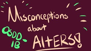 Breaking Down OSDD 1b Alter Misconceptions