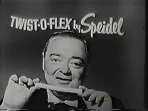 Peter Lorre Commercial - Speidel Watches (circa 1950)