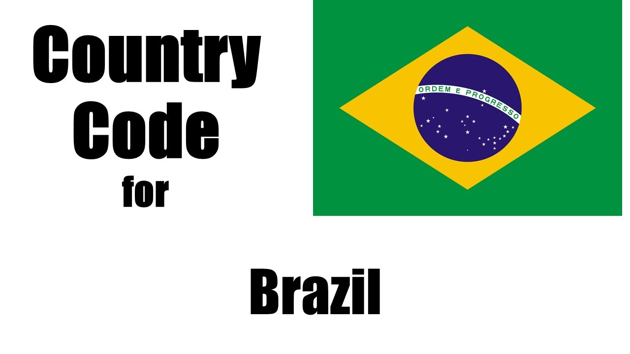 Brazil Dialing Code Brazilian Country Telephone Area Codes In You