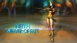 SMITE - Neith God Reveal Trailer