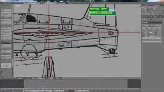 Blender Tutorial buat Pesawat