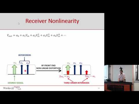 Receivers Consume Spectrum: Dealing with Front-End Nonlinearity in Dynamic Spectrum Access Networks