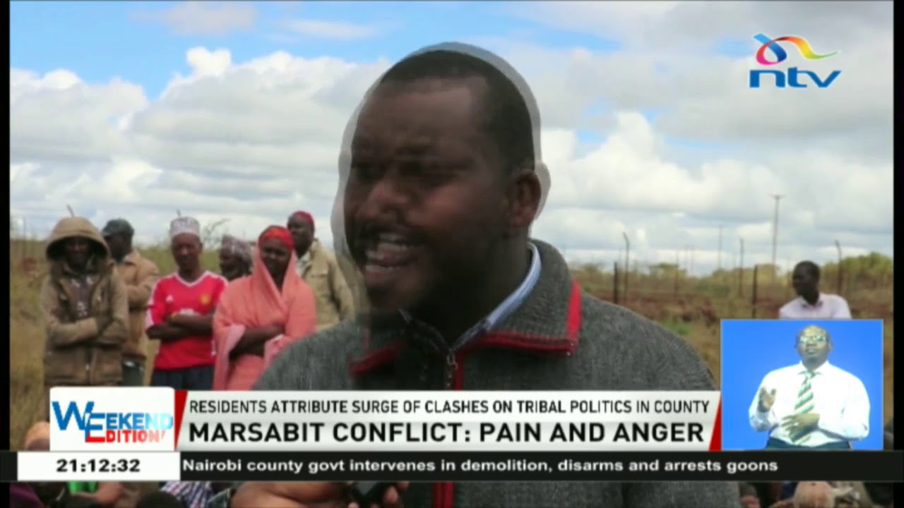 Image result for marsabit county conflict