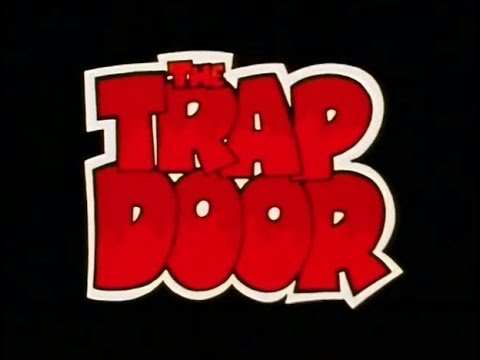 the trap door intro theme tune animated titles youtube