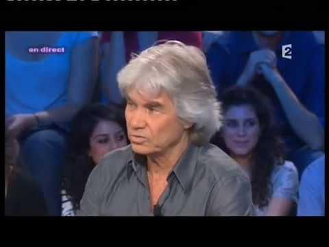 Daniel Guichard - On n'est pas couché 25 septembre 2010 #ONPC